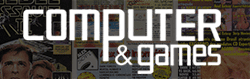 Propagandas de Videogame - Computer & Games