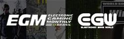Propagandas de Videogame - EGM EGW