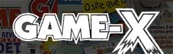 Propagandas de Videogame - Game-X