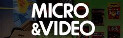 Propagandas de Videogame - Micro & Video