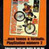 Propaganda antiga de videogame - Ação Games PlayStation 2001
