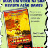 Propaganda antiga de videogame - Video Samurai Shodown 1997