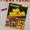 Propaganda antiga de videogame - Só dicas Ação Games 1993