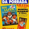 Propaganda antiga de videogame - Ação games especial luta 1997