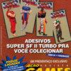 Adesivos Street Fighter II