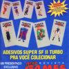Adesivos Street Fighter II 1994