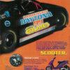 Propaganda antiga de videogame - Campeonato Daytona 99