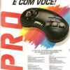 Propaganda antiga de videogame - Chips do Brasil 1992