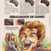 Propaganda antiga de videogame - Chips do Brasil 1993