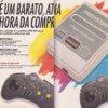 Propaganda antiga de videogame - ProSystem Chips do Brasil 1993