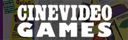 Propagandas de Videogame - Cinevideo Games