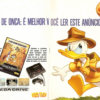 Propaganda antiga de videogame - Quackshot 1992