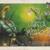 Propaganda antiga de videogame - Earthworm Jim 1995