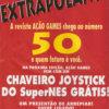 Propaganda antiga de videogame - Edição 50 Ação Games 1993