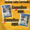 Propaganda antiga de videogame - GameBox 1995