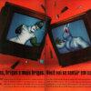 Propaganda antiga de videogame - Garganta e Torcicolo 1998
