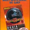 Propaganda antiga de videogame - Guia Mortal Kombat 2 1994