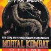 Propaganda antiga de videogame - Filme Mortal Kombart 1995