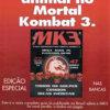 Propaganda antiga de videogame - Especial MK3 1995