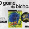 Propaganda antiga de videogame - Gex 1996