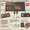 Propaganda antiga de videogame - Milmar 1991