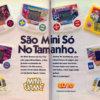 Propaganda antiga de videogame - Mini Games 1991