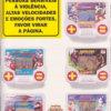 Propaganda antiga de videogame - Mini Games 1993