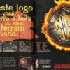 Propaganda antiga de videogame - NBA Jam 1995