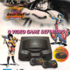 Propaganda antiga de videogame - Samurai Shodown 3 1995