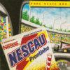 Propaganda antiga de videogame - Nescau 1995