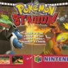 Propaganda antiga de videogame - Pokémon Stadium 2000