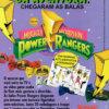 Propaganda antiga de videogame - Balas PowerRangers 1996