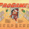 Propaganda antiga de videogame - Progames 1991