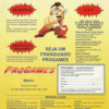 Propaganda antiga de videogame - Programes 1992