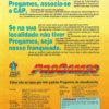 Propaganda antiga de videogame - Progames 1992