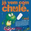 Propaganda antiga de videogame - Sapo Xulé 1995