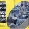 Propaganda antiga de videogame - Sega CD 1994
