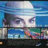 Propaganda antiga de videogame - Sega Saturn 1995