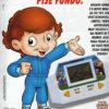Propaganda antiga de videogame - Mini Game Senninha 1994