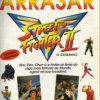 Propaganda antiga de videogame - Desenho Street Fighter 2