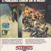 Propaganda antiga de videogame - Streets of Rage 2 1993