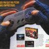 Propaganda antiga de videogame - Stunt Race FX 1994