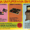 Propaganda antiga de videogame - Techvision 1991