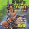 Propaganda antiga de videogame - Gibi Tomb Raider 2000
