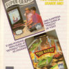 Propaganda antiga de videogame - Vic Videogames 1992