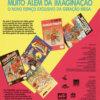 Propaganda antiga de videogame - Vidgame 1991