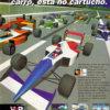 Propaganda antiga de videogame - Virtua Racing 1994