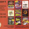 Propaganda antiga - Brasoft Games 1995
