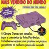 Propaganda antiga - Câmara Games 1999