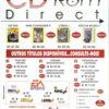 Propaganda antiga - CD Rom Direct 1996